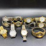 Mixed Lot of Men's Watches **For Parts or Repair**