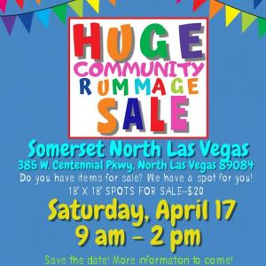 Photo of ⭐Community Rummage Sale!⭐