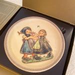 1980 M J Hummel Goebel Spring Dance  Plate