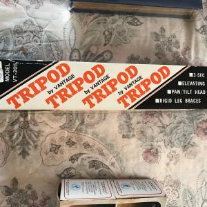 Photo of Camera Tripod - $18.