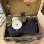 Link Sextant in Case A-12 / C-2170