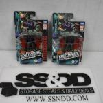 2 Transformers Earthrise War for Cupertron Decepticons - New, Open Box