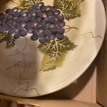 Pre Owned Cabernet Dinnerware