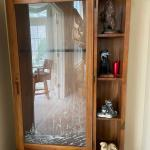Gun Cabinet - locking