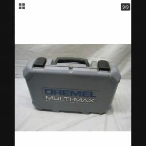Photo of Dremel Multi-Max Variable Speed Oscillating Tool With Case