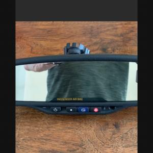 Photo of 2U-Int Rr View Mirror For 2003 Chevy Tahoe