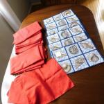 Collection of Table Linens and Place Mats