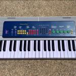 Musical fun portable keyboard