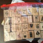 Stampin up stamp sets