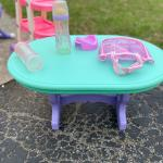 Doll table