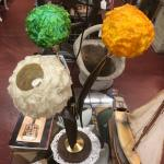 Mid-Century Modern MCM Ball Lamp