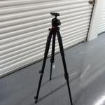 Tall Manfroto Camera Tripod - Professional Photography - 5' Feet