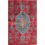 "Persian tabriz Authentic Traditonal Vintage Rug 10'4""x7'3"" Retail $4564.5"
