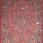 "Persian mashhad Authentic Traditonal Vintage Rug 11'3""x8'2"" Retail $9543"