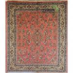 Persian Sarough Medallion design rug size 9'0''x6'6'' Retail $7897