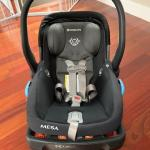 UPPABABY Mesa Car Seat With 2 Bases For Multiple Cars