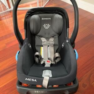 Photo of UPPABABY Mesa Car Seat With 2 Bases For Multiple Cars