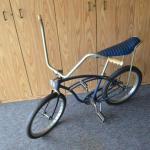 Lot #9. Vintage Schwinn Boys Bike with Banana Seat