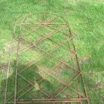 Garden Trellises . Garden Decoration . Yard Art