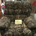 Moving Sale - Camo Chair