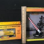 Lot 67:  Highway Crossing Gate and More