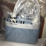 Coach Purse Minetta Crossboy