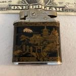 Early Prince lighter Oriental motif
