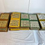 Lot 301 Vintage Bingo Cards Over 100
