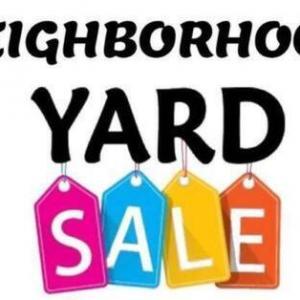 Photo of Stags Leap Neighborhood Yard Sale!