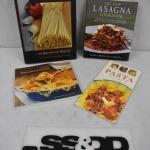 4 Pasta Cookbooks