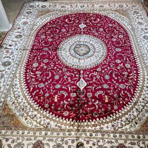 Photo of Hand knotted Oriental Rug
