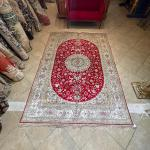 Hand Knotted Asia Rug