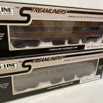 Lot 174: K-Line Passenger Cars  Cascade Heights & 4012