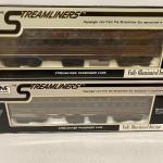 Lot 172: K-Line Passenger Cars Federal View and 6700