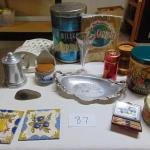 Box 87 Miscellaneous items