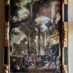 Late 17th C Charming Early Classic Italian Oil Painting