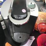 Keurig coffee pot