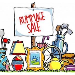 Photo of Community Rummage Sale