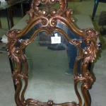Item 119  Wall Mirror