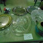 Item 131  Glassware