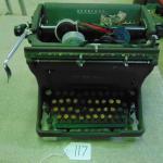 Item 117  Typewriter