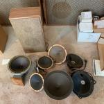 Lot 36 - Vintage Radio Speakers