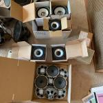 Lot 35 - Modern Replacement Speakers