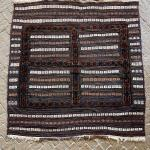 Hand Crafted Nomadic Camel Saddle Blanket