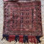 Hand Crafted Persian Saddle / salt Bag