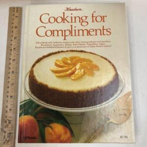 Photo of Knudsen Cooking for Compliments Cookbook