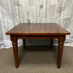 Solid Wood Square Side End Table