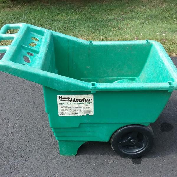 Photo of Handy Hauler Heavy Duty Yard Cart
