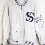 Vintage First String Reversable 1919 Sox Jacket