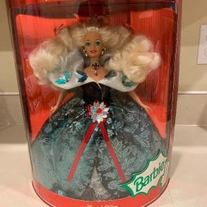 Photo of Special edition holiday Barbie